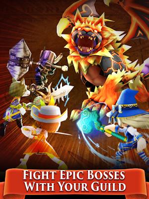 Colopl Rune Story MOD APK terbaru