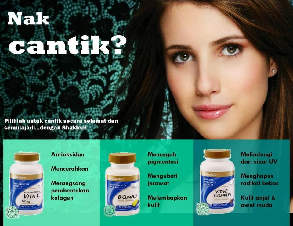 vitamin kecantikan