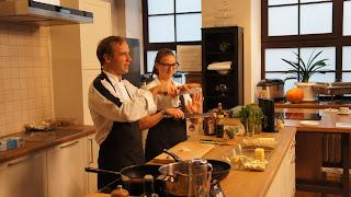 День открытых дверей в кулинарной студии Юлии Высоцкой