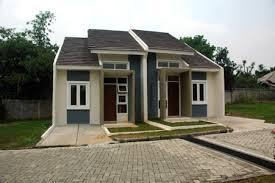 denah rumah kayu 2 lantai