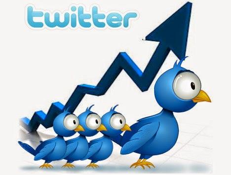 Auto Followers Twitter Terbaru 100% Manusia No Bot