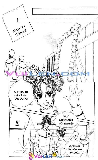 Nụ Hôn Nồng Thắm chap 10 - Trang 86