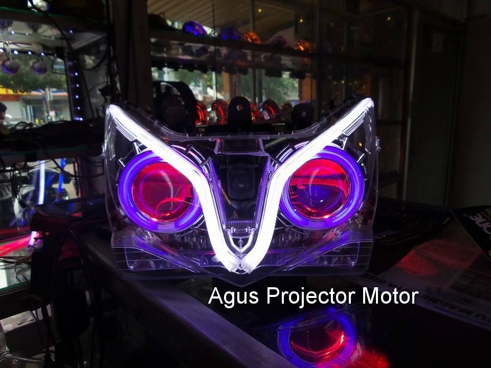 Harga Jual Lampu Hid Motor Xeon Gt 125 - Jual Batok Lampu ...
