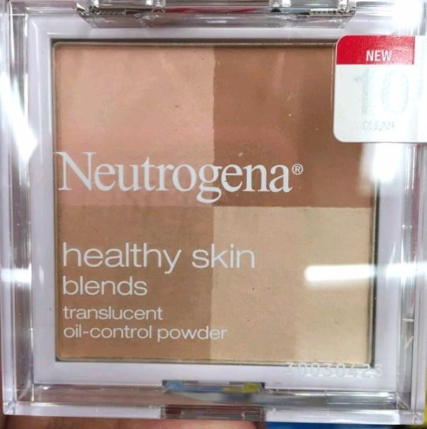 Neutrogena translucent powder: Target.