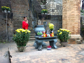 Templo Ponagar en Nha Trang
