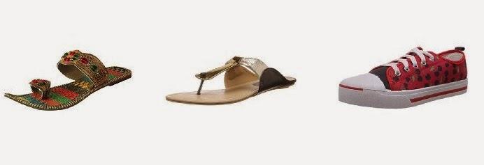 Women's Footwear under 499 Rs