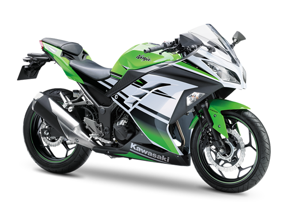 Kawasaki Ninja 300 30th Anniversary Features and Specifications