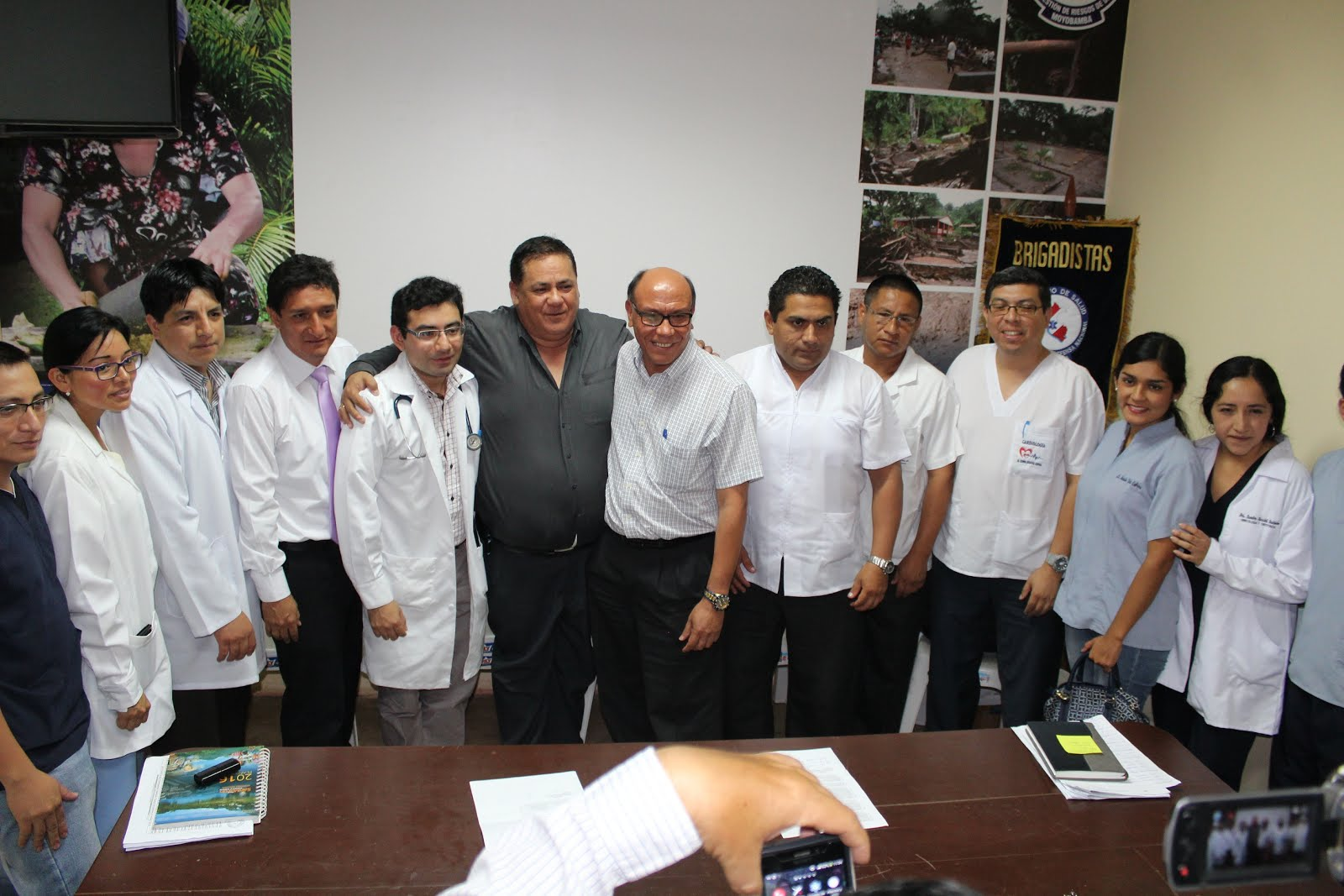 Contratan médicos especialistas para reforzar atención en Hospital II-1 Moyobamba En diversas espec