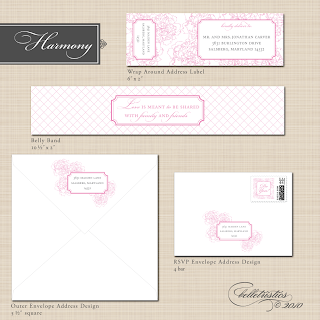 flower peony wedding stationery designs diy