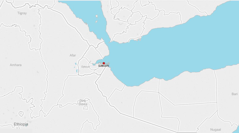 PORTS IN DJIBOUTI