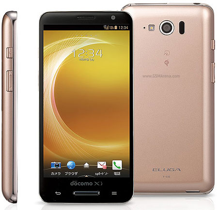 Panasonic Eluga P,HP Android, Ponsel Tahan Air,Quad-Core