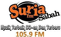 setcast|SuriaFM Sabah Online