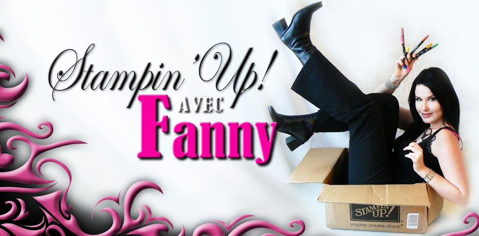 Stampin'Up! avec Fanny