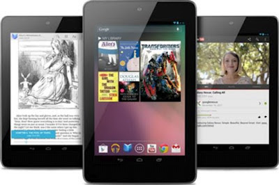 Nexus 7 Europe