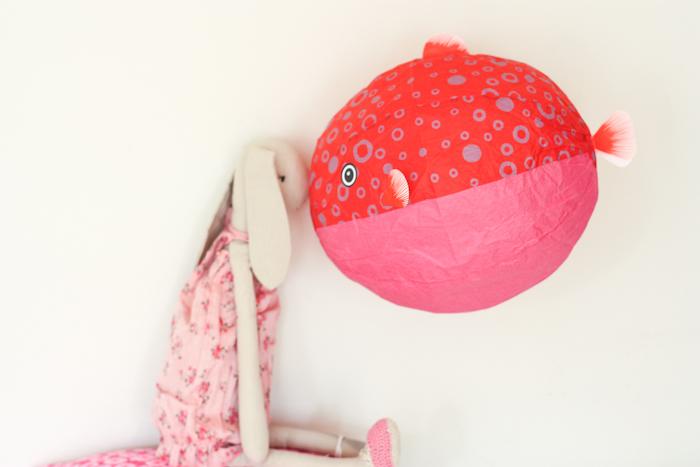 japanese paper ballon