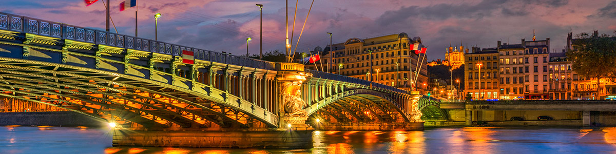 Visiter Lyon - Découverte de la ville des lumières