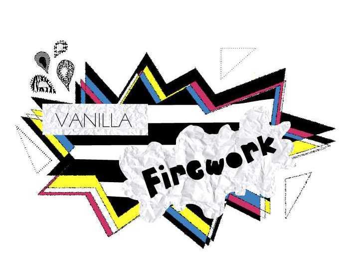 vanilla fireworks!
