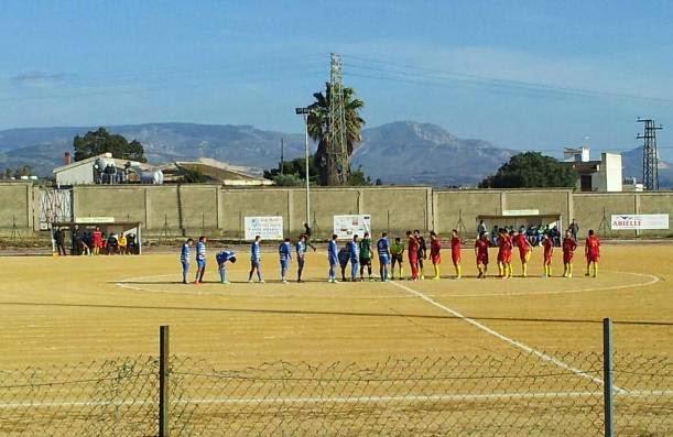 Calcio. Finisce 2-1 per i padroni di casa, ma il Corleone esce a testa alta dal comunale di Menfi