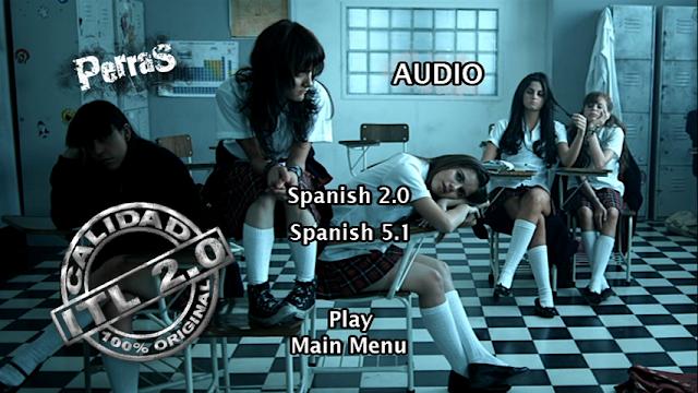 Perras DVDR Menu Full NTSC ISO Español Latino 2011