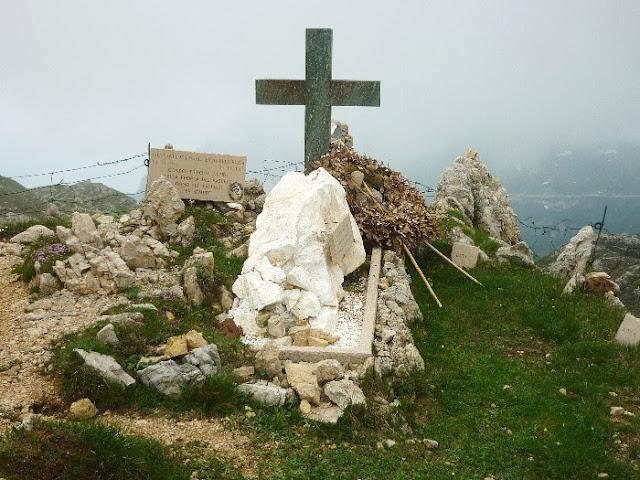zona sacra monte pasubio