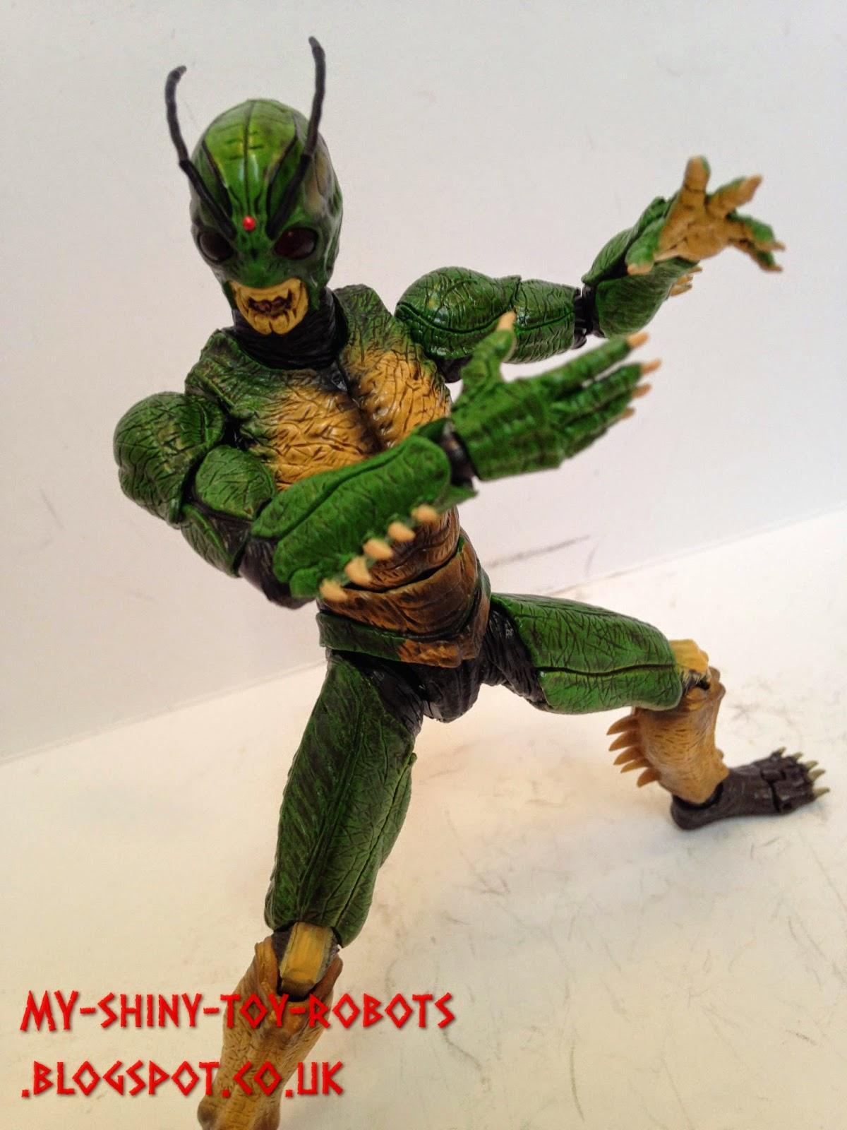 Mutant Grasshopper man