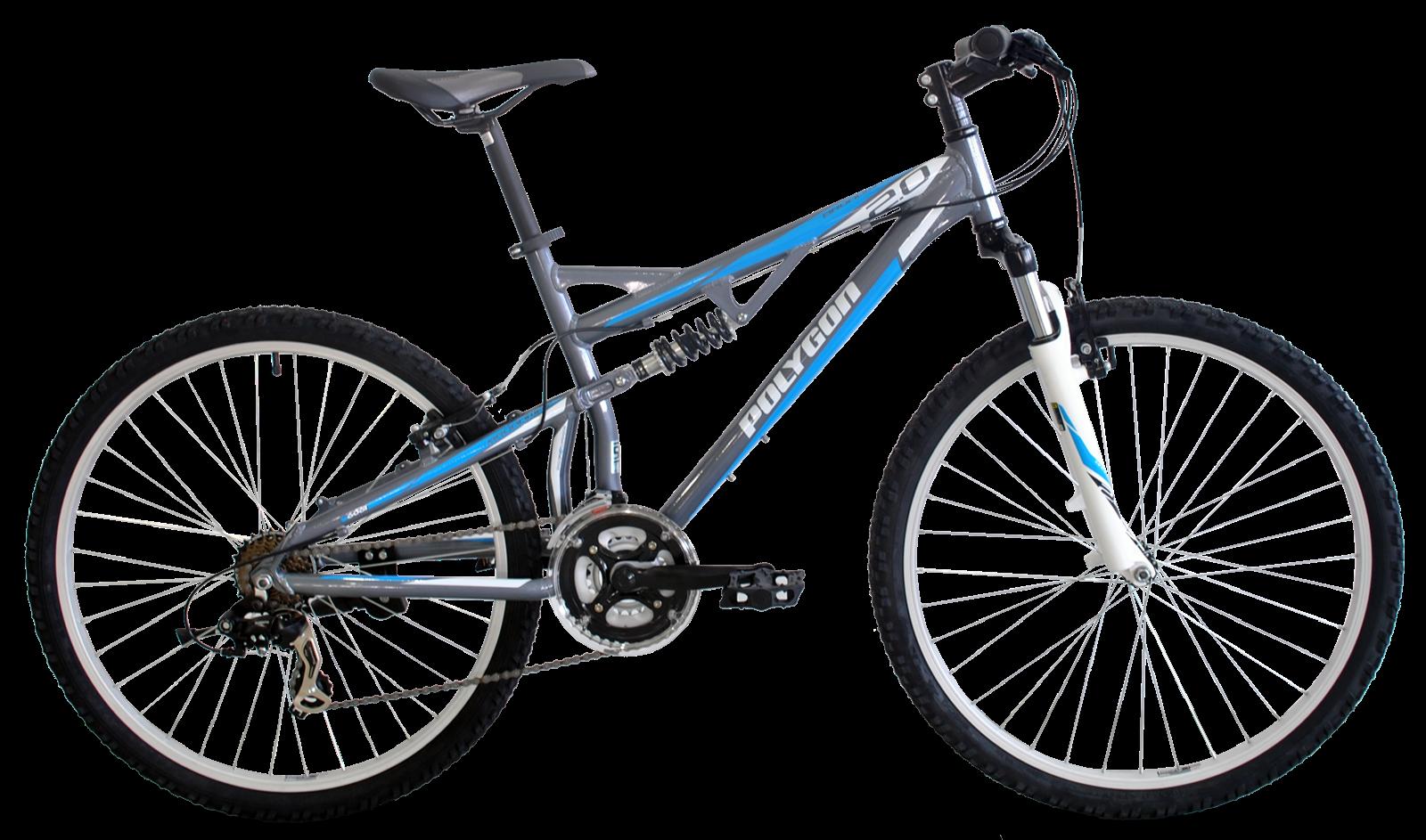 FIA BIKE: Sepeda Gunung Polygon BROADWAY 2.0 (Series 2013)