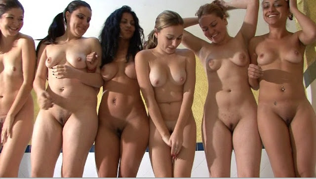 Nude college girls