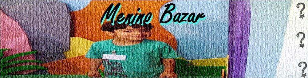 Menino Bazar