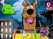 Game khám răng Scooby Doo, chơi game bac si online