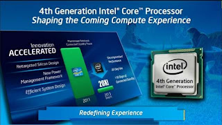 fourth gen processors intel 2013