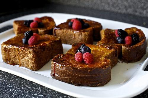 Sasaki Time: Crème Brûlée French Toast Recipe