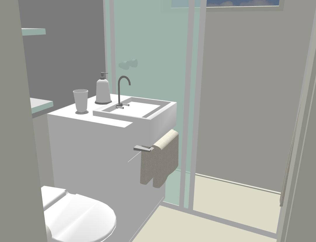 Imagens de #51637A Reforma reforma: A saga do banheiro 1082x829 px 2864 Box Banheiro Joao Pessoa