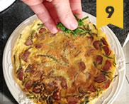 frittata di asparagi • italian asparagus frittata (omelet)