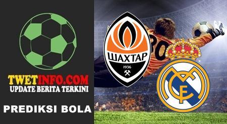 Prediction Shakhtar Donetsk U19 vs Real Madrid U19