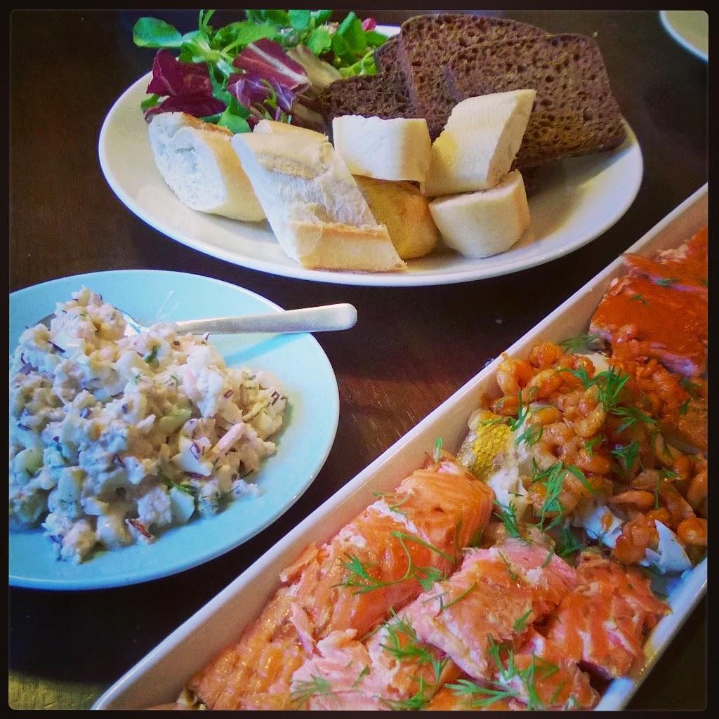 Fish plate, eli Omega 3:n viikkotäyttö!