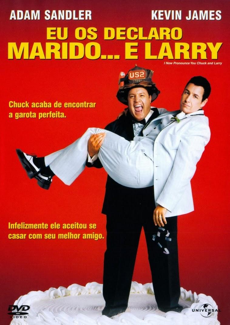 Eu os Declaro Marido e Larry – Dublado