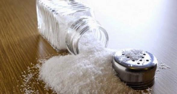 Konsumsi Garam Berlebih Picu Risiko Kanker Lambung
