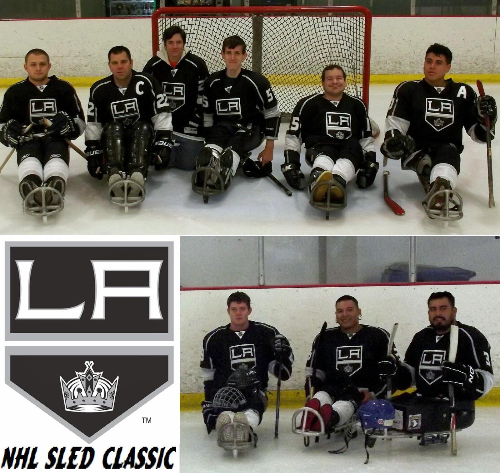 Socal Sled Hockey Nhl Sled Classic In Pittsburgh