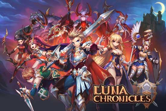 Luna Chronicles v1.0 Mod (Huge Damage) Free Mod