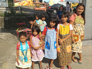 Dress a Girl Around the World,Philippines