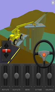 Screenshots of the The Little Crane That Could for Android tablet, phone.