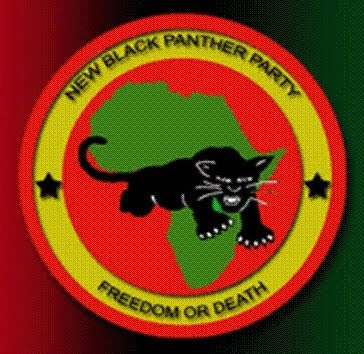 new Black Panther party logo NBPP