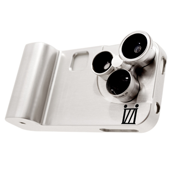 IZZI Gadgets Takes Your iPhone to the Next Level With Optical Zoom