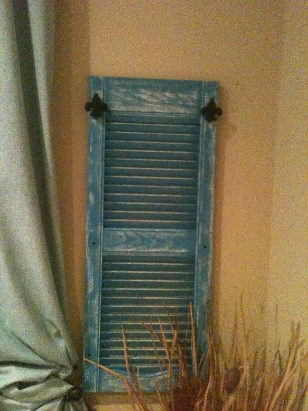 Furniture By Mk Designs Shutters Used As Home Decor