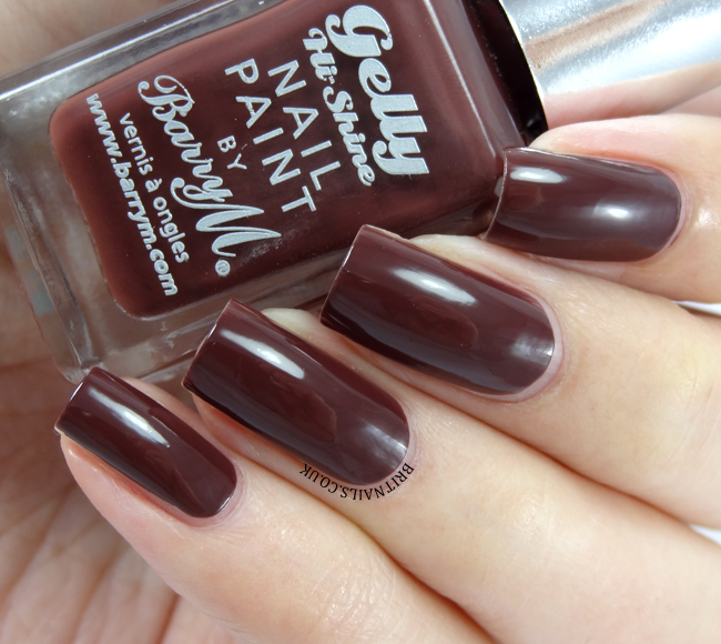 Barry M Gelly 2014 Comparison