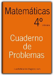 CUADERNO DE PROBLEMAS PARA 4º