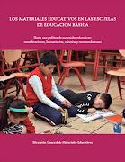 Materiales Educativos de las Escuelas de EB