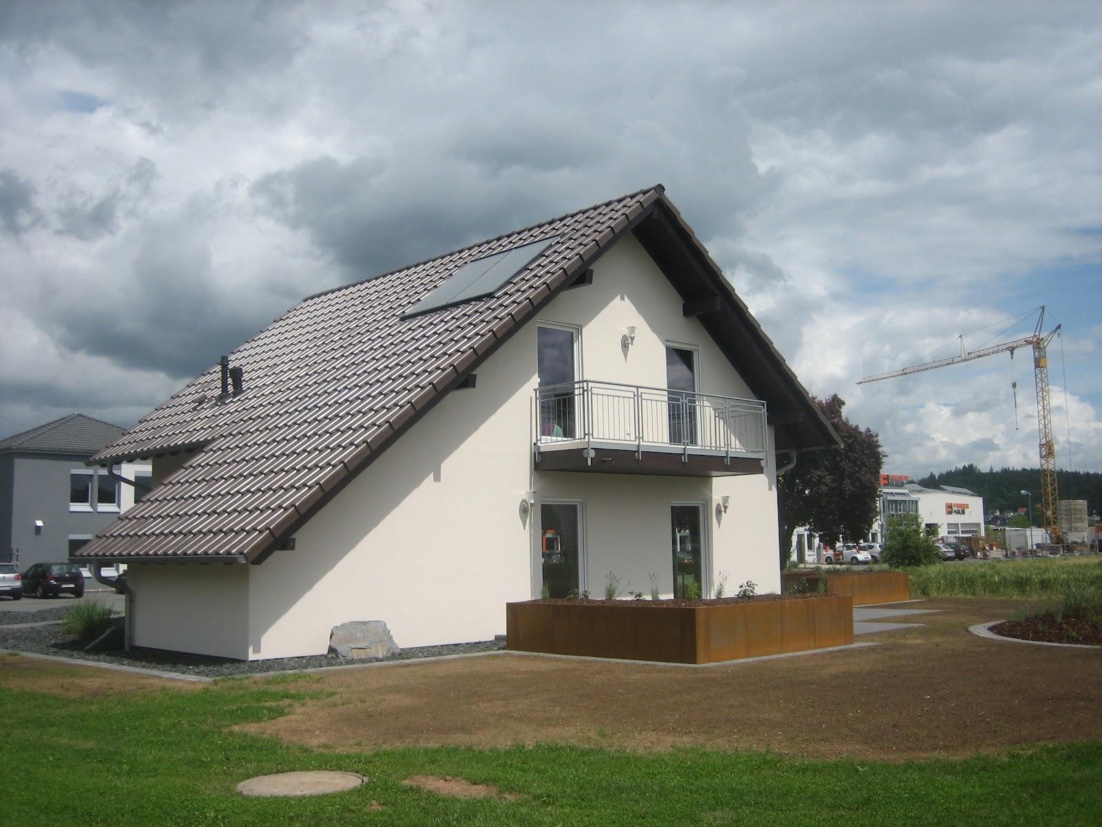 Fingerhaus vio 400  Unser Vio 400 mit Wintergarten in Oberopfingen