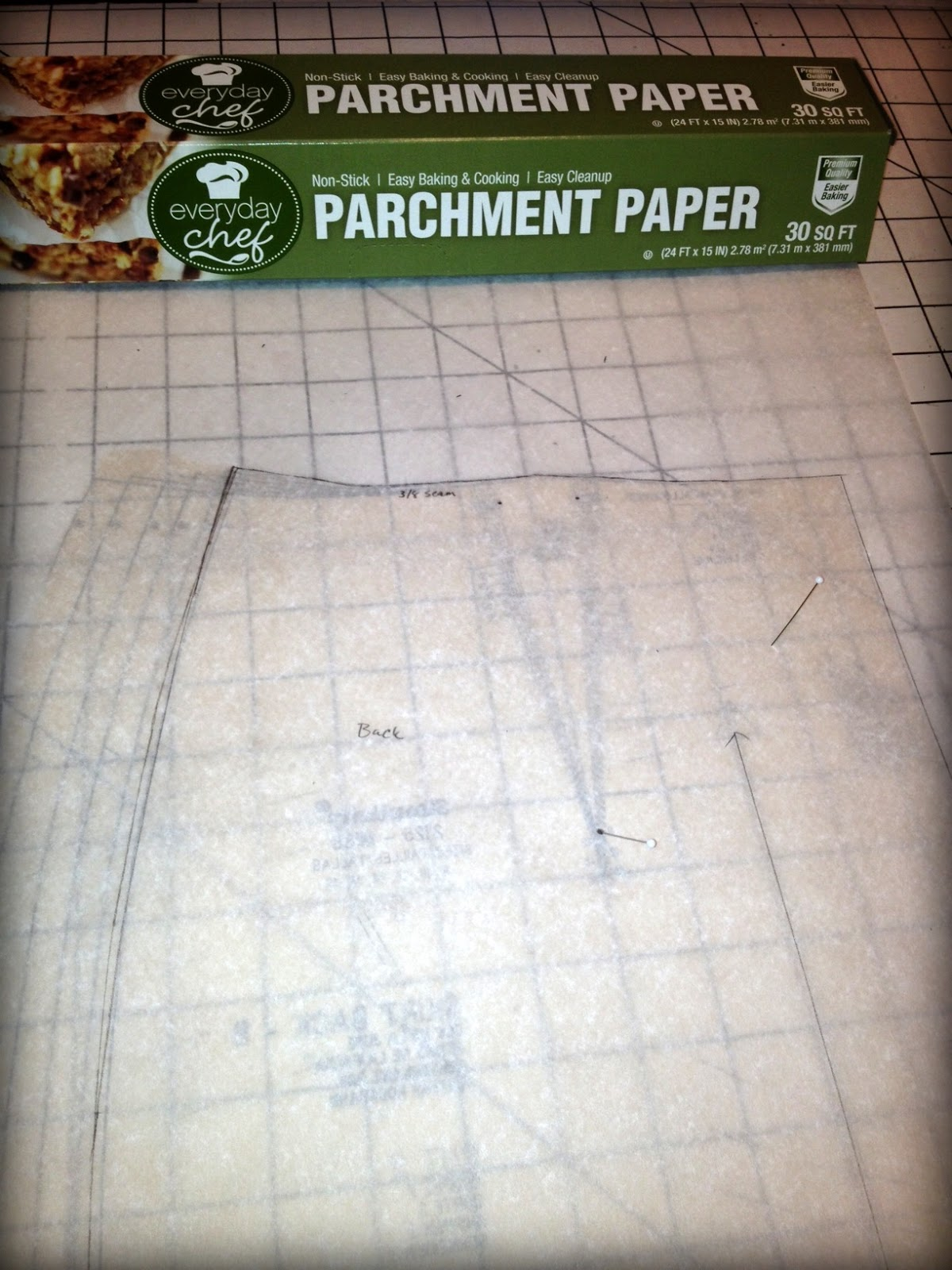 Pattern Tracing Paper Simple Decorating Ideas