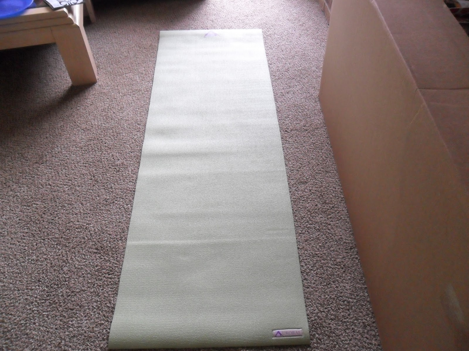 Pregnancy Yoga with Aurorae Yoga. Review